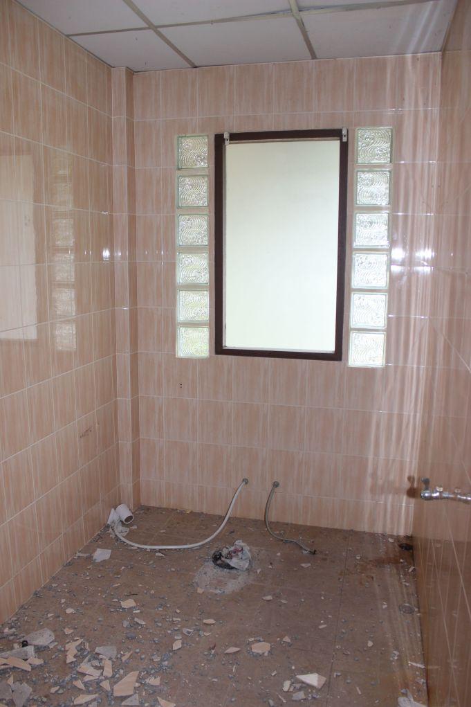 Before, bathroom upstairs
