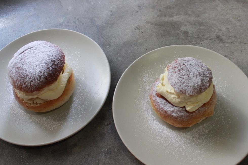 Swedish semla recipe